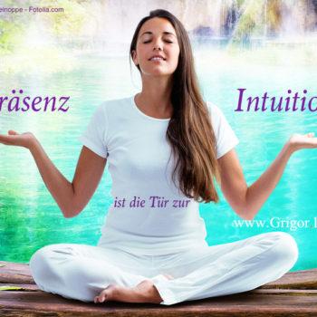 Präsenz Intuition